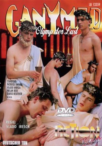 Ganymed - Olymp Der Lust DVDR