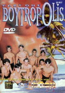 Boytropolis part 1 DVD (NC)