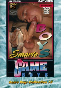 Game Boys Collection 18 - Smarte Boys + Sperma Kanonen DVD (NC)