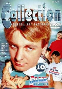 Game Boys Collection 10 - Sexperten + Crash Kids DVD (NC)