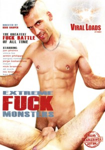 Extreme Fuck Monsters DVD
