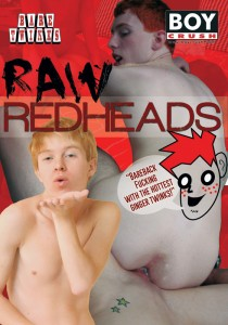 Raw Redheads DVD (NC)