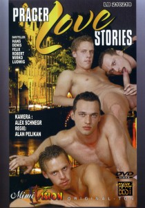 Prager Love Stories DVD