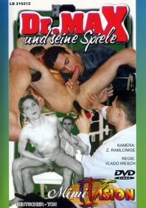 Dr. Max Und Seine Spiele DVDR