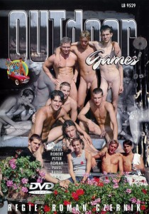Outdoor Games DVD (NC)