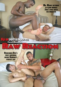 Raw Reaction DVD (S)