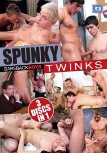 Spunky Twinks DVD