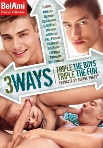 3 Ways DVD (Bel Ami) (S)