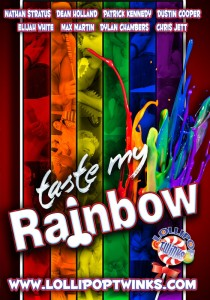 Taste My Rainbow DVD