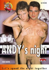 Andy`s Night DVD (NC)