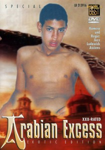 Arabian Excess DVD (NC)