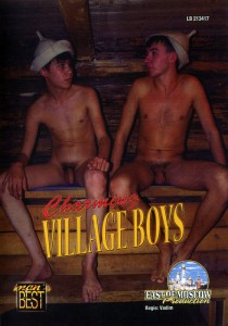 Charming Village Boys DVD (NC)