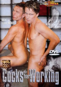 Cocks Hard Working DVD