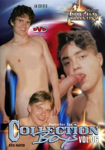 Collection Boys 6 DVD