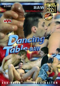 Dancing Table Raw DVDR