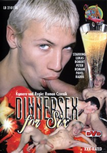 Dinnersex For Six DVD