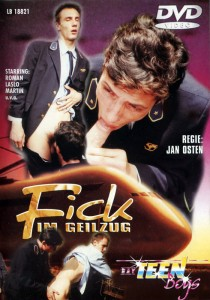 Fick Im Geilzug DVD