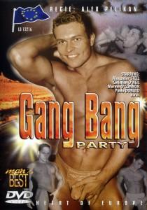 Gang Bang Party DVDR