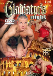Gladiator's Night DVD