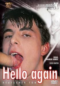 Hello Again DVDR