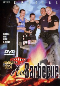 Hot Barbecue DVD (NC)