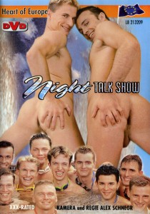 Night Talk Show DVD (NC)