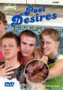 Pool Desires DVD