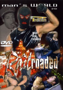 Railroaded DVD