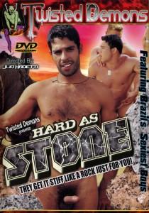 Hard as Stone DVD