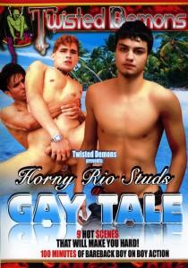 Horny Rio Studs a Gay Tale DVD