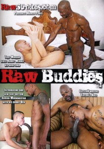 Raw Buddies DVD (S)