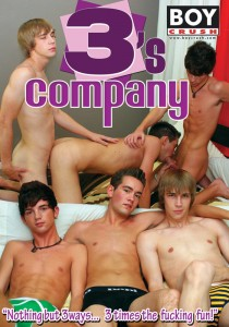 3's Company DVD (NC)
