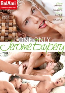 The One & Only Jerome Exupery DVD (S)