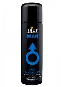 Pjur MAN Basic Waterglide Bottle 250 ml