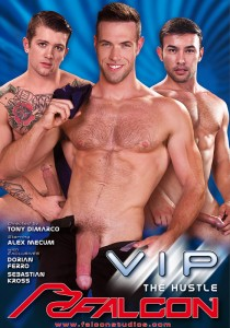 VIP: The Hustle DVD (S)