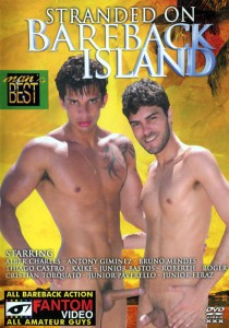 Stranded On Bareback Island DVD