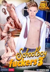 Schoolboy Fuckers 3 DVD (NC)