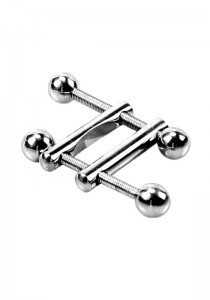 Nipple Clamps 2 End Ball