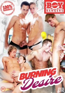 Burning Desire (BB Boy Bangers) DVD