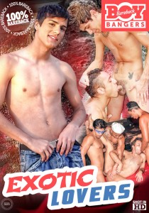 Exotic Lovers DVD