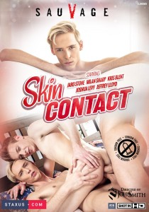 Skin Contact DVD - Front