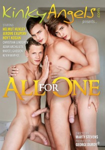All For One DVD (S)
