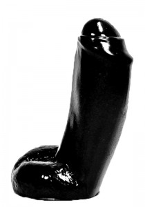 All Black AB46 Dildo