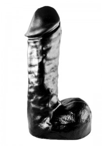 All Black - AB65 - Dildo
