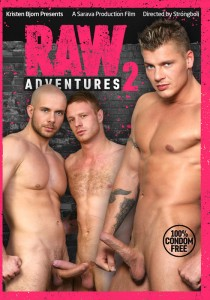 Raw Adventures 2 DVD (S)