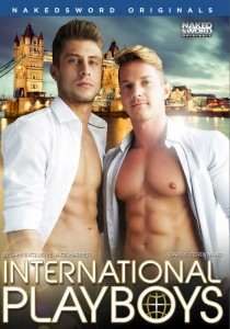 International Playboys DVD (S)