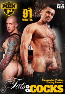 Tats & Cocks DVD