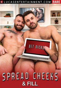 Spread Cheeks & Fill DVD