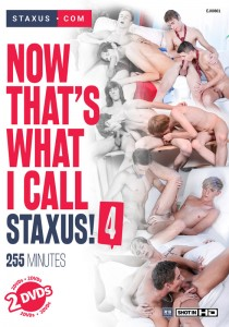 Now That's What I Call Staxus! 4 DVD