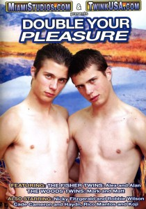 Double Your Pleasure DVD (NC)